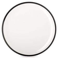 Ontbijtbord 230 Flow - Zwart