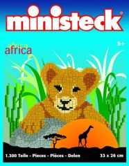 Ministeck Africa Approx. 1500 Pcs