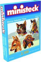 Ministeck Liefste Dieren 4 In 1