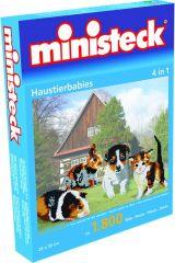 Ministeck Huisdieren 4 In 1