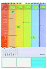 Brepols Familiekalender Week/Blz. Nl Communicatie