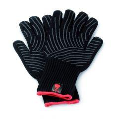 Weber Set Van 2 Handschoenen Kevlar S/M