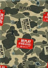 Replay Classic Bookcover A4 13.5X23