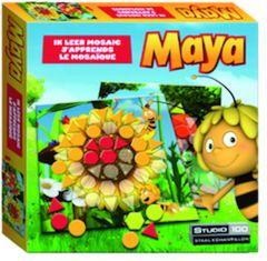 Maya Mijn Eerste Mozaiek
