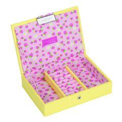 Stacker Mini Yellow Strawberry Top