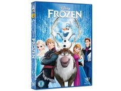 Dvd Disney Frozen