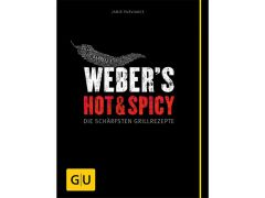Weber Receptenboek Hot & Spicy