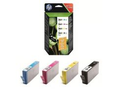 Hp Inkcartridge 364 Value Pack 4 Color