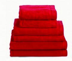 Washandje Imperial Rood