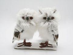 K James Uil Bont S2 19X7X14 Grey & White