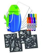 Crayola Marker Airbrush Blauw