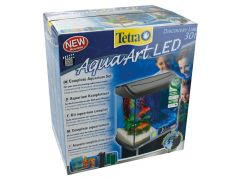 Tetra Aquaart Led Goldf Anth 30L