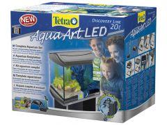 Tetra Aquaart Led Shriomp Anth 20L