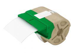 Icon Cartridge 88Mmx22M Continue Papier Wit Permanente Lijm