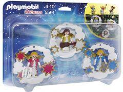 Playmobil Kerst 5591 Kerstdecoratie Engelen