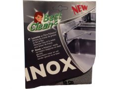 Heva Sponsdoek Microvezel Inox 30X32Cm