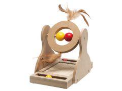 Houten Krabspeelgoed Tumbler