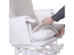 Kussen Hoes Voor Gliding Chair Grijs