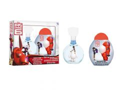Big Hero 6 Set Eau De Toilette 100Ml + Showergel 300Ml