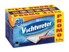 Bison Air Max Vochtvreter Neutral Bag 1Kg Box