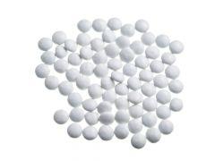 Vanparys Doopsuiker Mini Confettis Wit Bt 1Kg