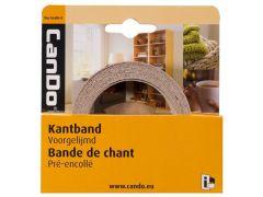CanDo kantband meubelpaneel 24 mm wit eiken (2,8 meter)