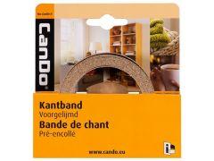 CanDo kantband meubelpaneel 24 mm verweerd eiken (2,8 meter)