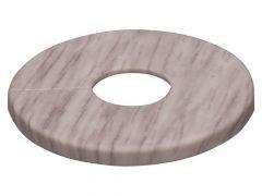 CanDo rozet grijs eiken (KL04) (2 stuks)