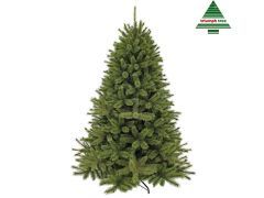 K Kerstboom Forest Frosted Groen 119X155Cm