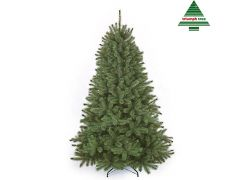 K Kerstboom Forest Frosted Groen 140X215Cm