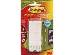 3M Command Vastklikstrips Groot Licht