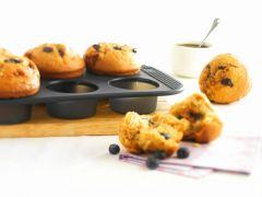 Mini Muffins Silicone 9Stuks