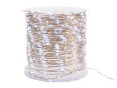 K Led Micro Lights Twinkle Buiten 9M-180L Koel Wit