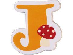 !!! Haba Selection - Houten Letter J