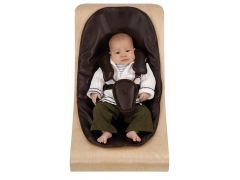 Bloom Coco Baby Lounger Zitting Hennabrown Organic
