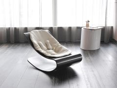 Bloom Coco Baby Lounger Zitting Coconutwhite Organic