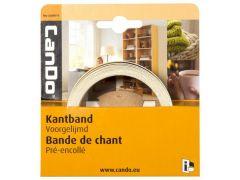 CanDo kantband meubelpaneel 24mm wit hoogglans (2,8 meter)
