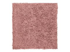 Badtapijt Shaggy Microfiber Antislip 60X60 Pink