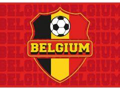 Belgium Vlag 100X150Cm