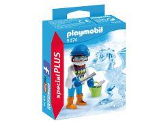 Playmobil 5374 Artiste Met Ijssculptuur