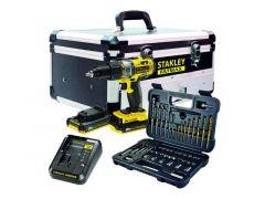 Stanley FatMax 18V Combi 2.0 0Ah Flight Case Boormachine