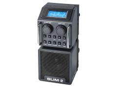 Slim 2 Fm Rds Antraciet - Dab+ - Bluetooth - Aux-In