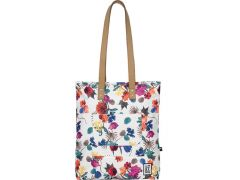The Pack Shopper Multicolor Flower Allover
