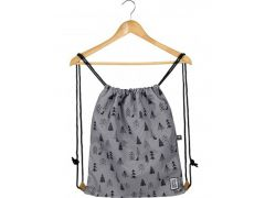 The Pack Gymsack Grey Tree Allover