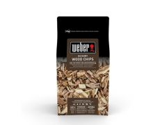 Weber Houtsnippers Hickory 0.7Kg