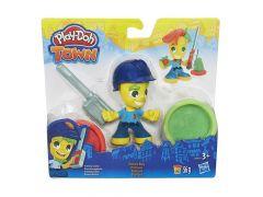 Play-Doh Town Figuren Ass.