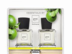 Essentials Giftset 2X50Ml Lime Light