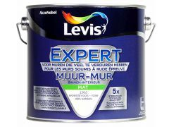 Levis Expert Mur Ult Res 2.5L 1362 Woestijnroos