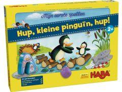Mijn Eerste Spellen - Hup, Kleine Pinguïn, Hup! (Nederlands)