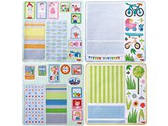 Little Friends - Decoratieve Kleefaccessoires Voor Poppenhuis